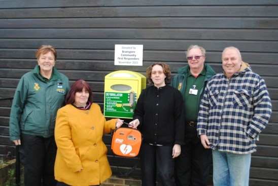 AED TH Community Centre